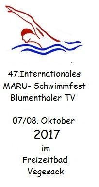 47. Internationales Maru-Schwimmfest